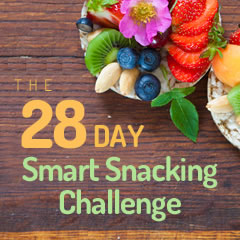 The 28-Day Smart Snacking Challenge