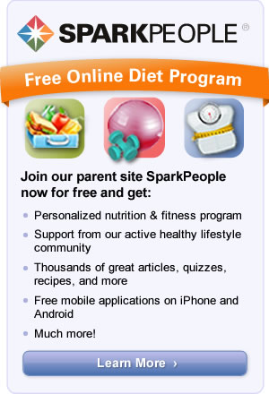 Join SparkPeople.com