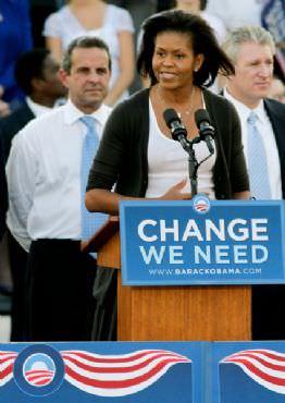 Barack Obama Wife Pregnant