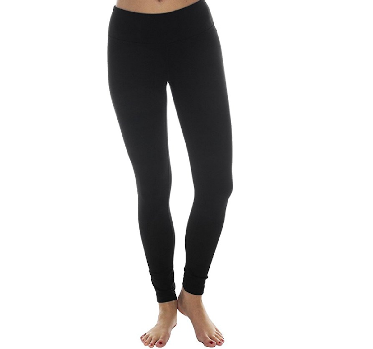 10 Functional & Flattering Black Leggings You Can Buy on Amazon ...