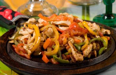Calories In Fajitas At Mexican Restaurant