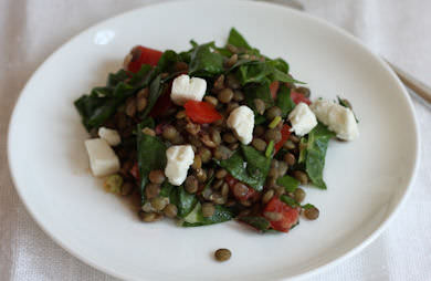 Easy lentil lunch recipes