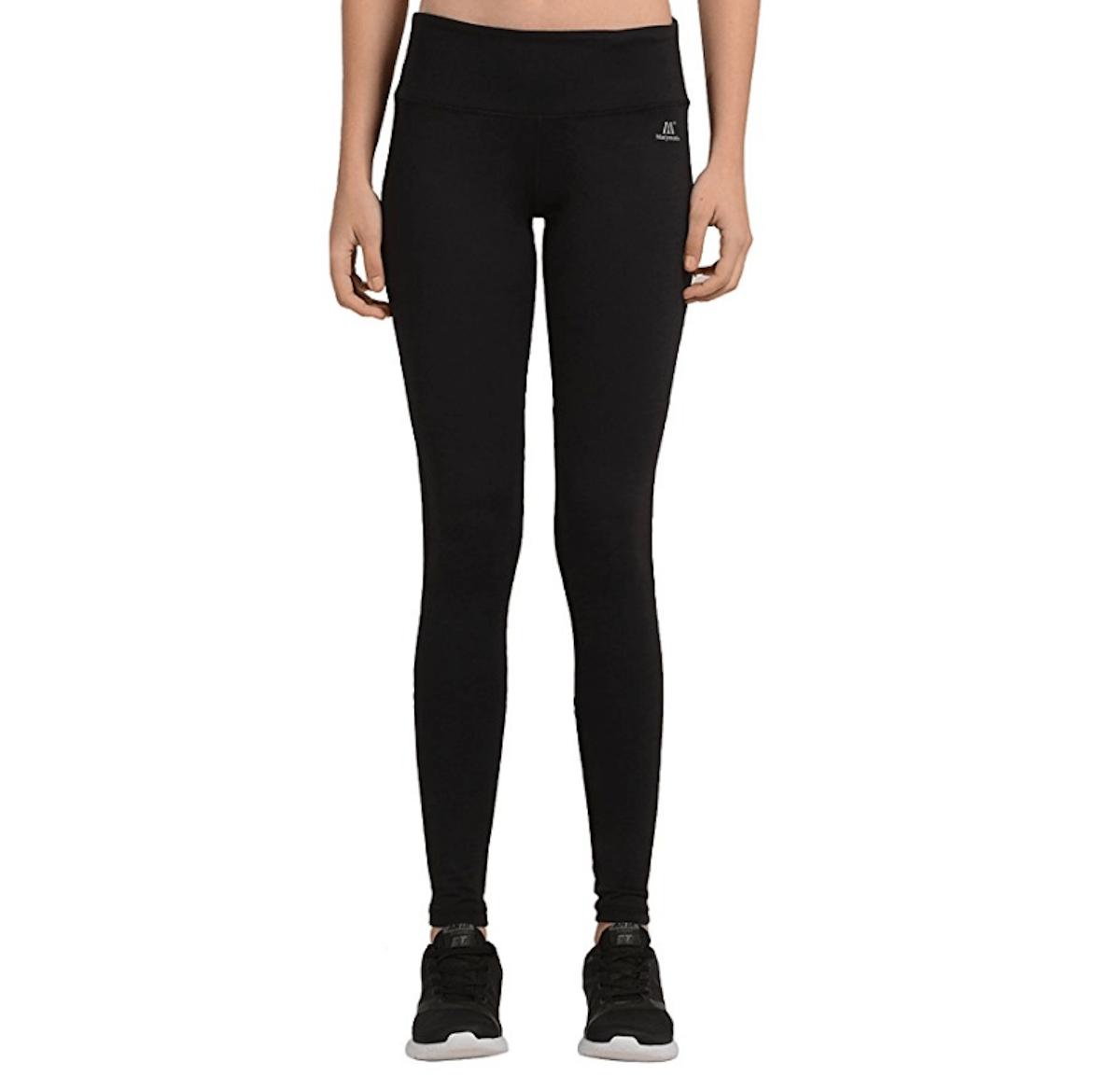 10 Functional & Flattering Black Leggings You Can Buy on Amazon ...