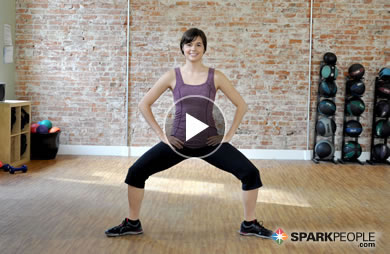 Lower Body Workouts A Thigh And Leg Workout For Women Shape Magazine