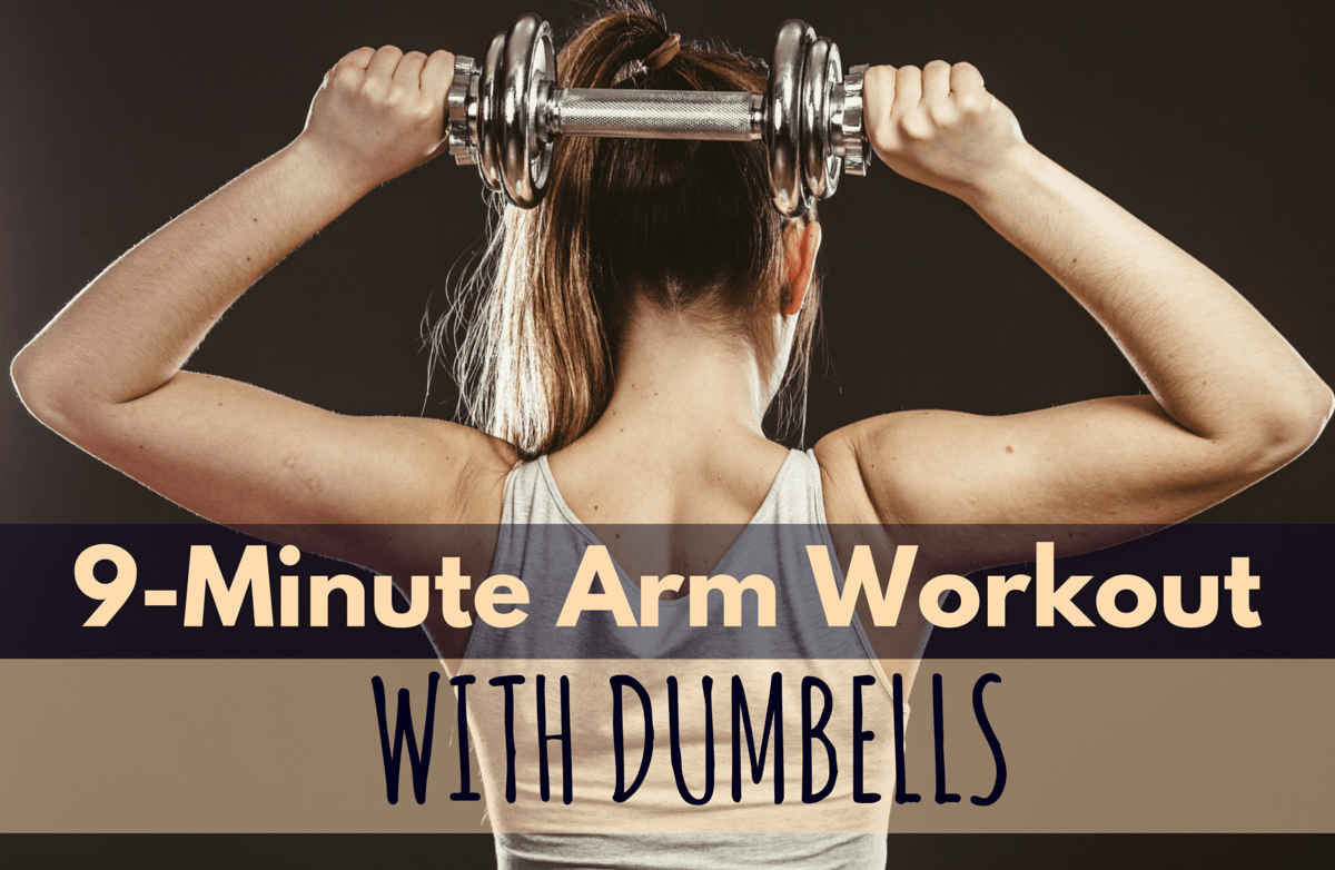 Super 9 Minute Arm Workout With Dumbbells Video Sparkpeople Creativecarmelina Interior Chair Design Creativecarmelinacom