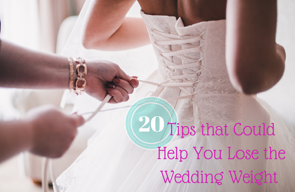 Wedding dress workouts sparkpeople for Losing weight for wedding dress
