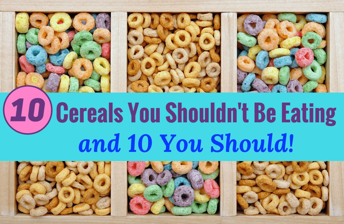 10 of the best and worst cereals sparkpeople