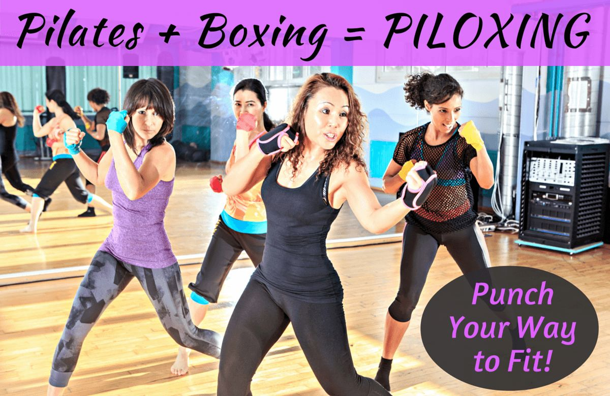 Piloxing the hot hybrid workout thats got us throwing punches piloxing the hot hybrid workout thats got us throwing punches sparkpeople xflitez Image collections