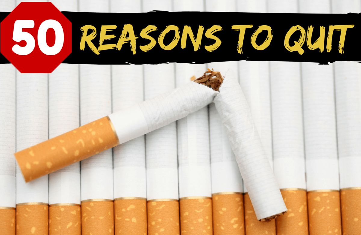 no butts about it 50 reasons to quit smoking sparkpeople smoking is an expensive habit beyond the 5 to 13 for a pack of cigarettes depending on where you live it also costs the lives of 480 000 americans