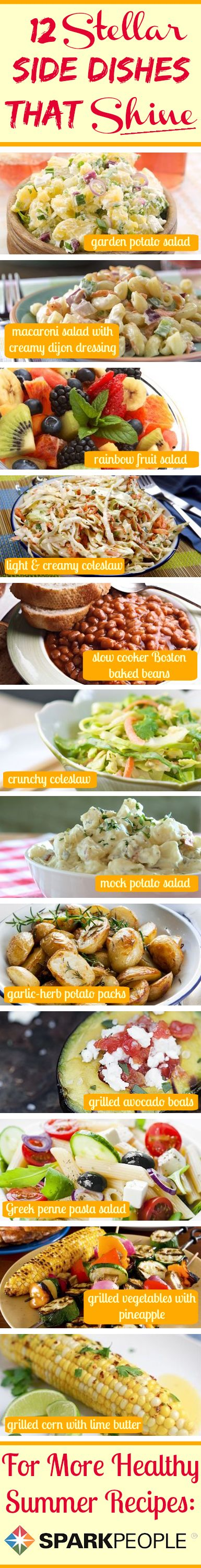 12 Side Dishes That Steal The Spotlight Sparkpeople