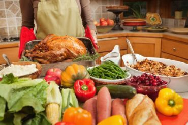Poll how do you eat on thanksgiving sparkpeople for What do people eat on thanksgiving