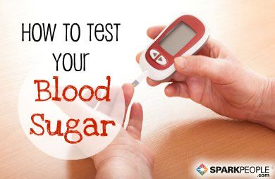 machine to check blood sugar at home