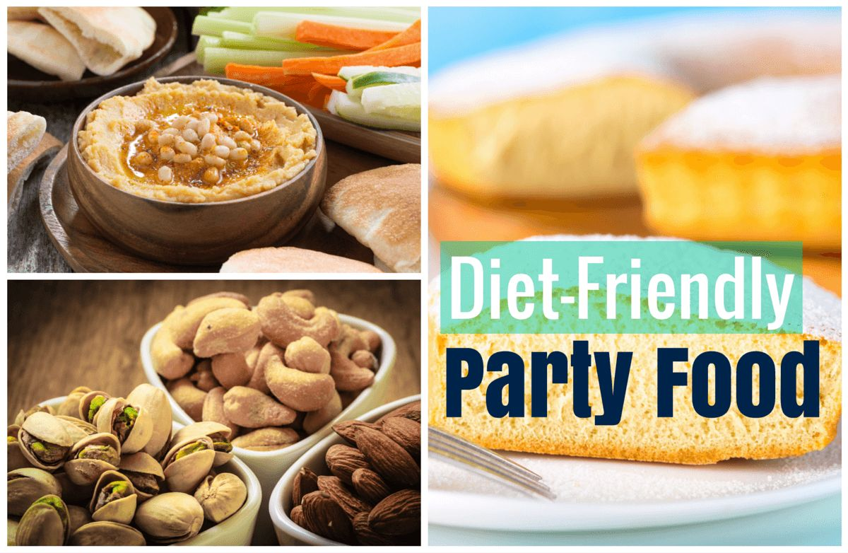 Healthy Party Foods | SparkPeople
