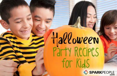 Halloween Party Recipes for Kids | SparkPeople