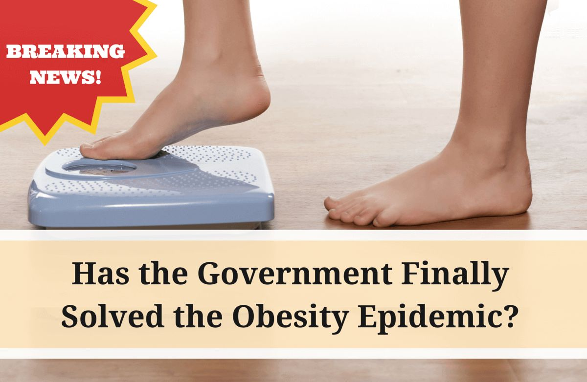 can the government help the obesity Government on every level can do a lot of things, no question about it the hot discussion should be over what the government should do whatever the government is already doing, is it having any effect.