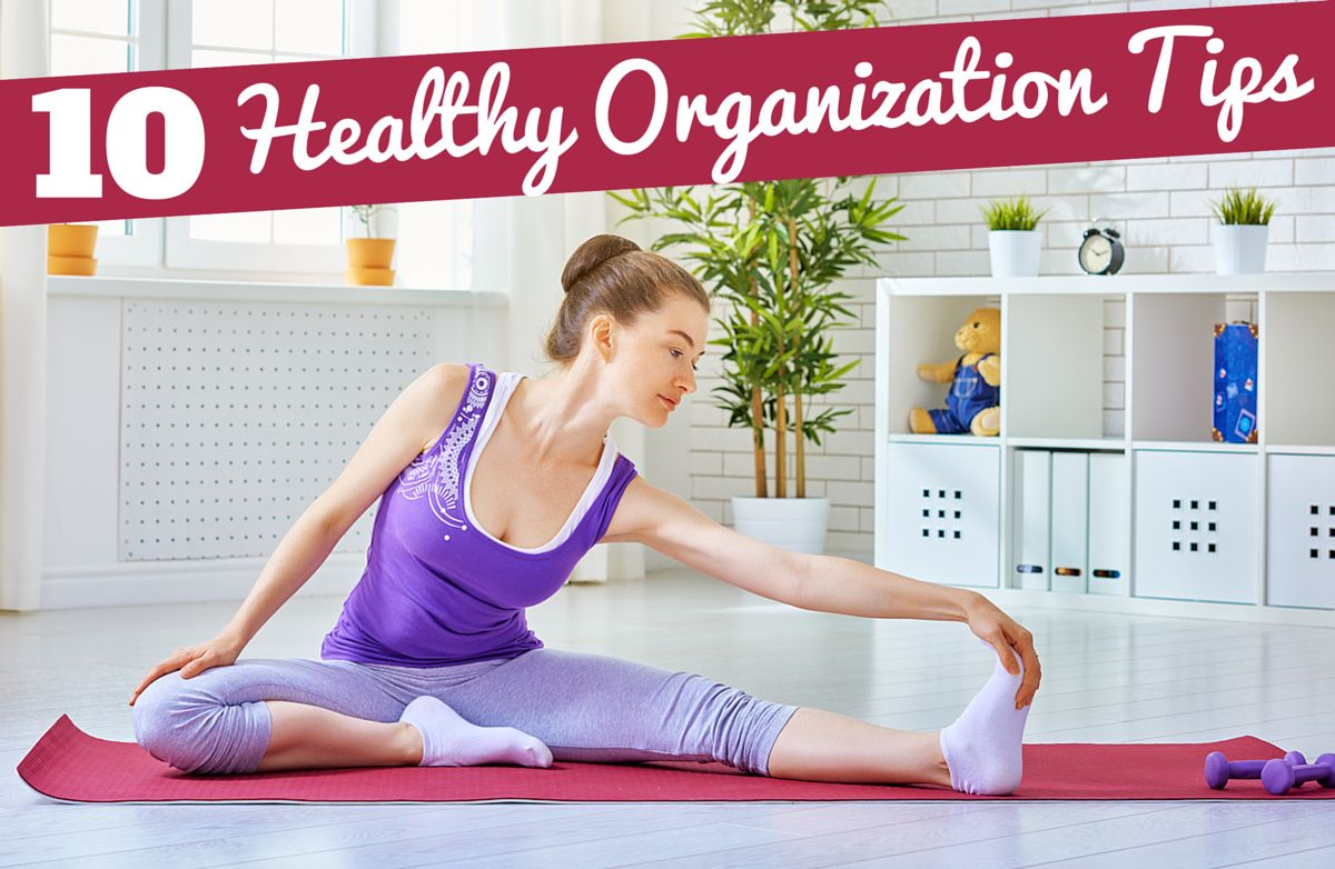 10 ways to get organized for weight loss sparkpeople