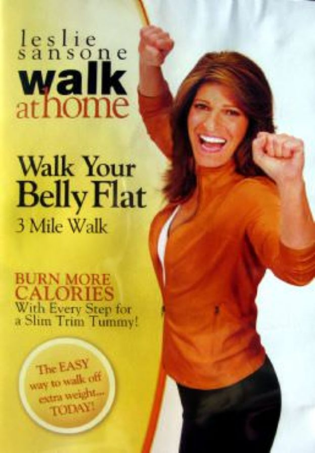 Dvd review leslie sansones walk your belly flat sparkpeople a few months ago i had the amazing opportunity to interview leslie sansone for the dailyspark sure i knew who she was and that our members love her fandeluxe Choice Image
