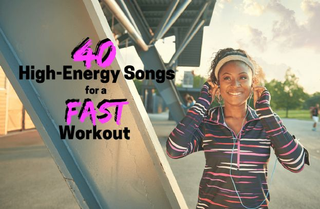 40 upbeat songs to make your workout fly by sparkpeople. Black Bedroom Furniture Sets. Home Design Ideas