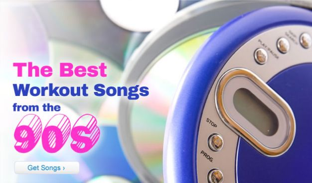 The Best Workout Songs from the 90s
