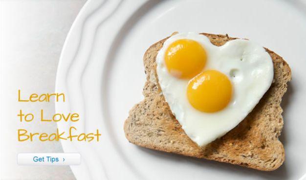 Learn to Love Breakfast
