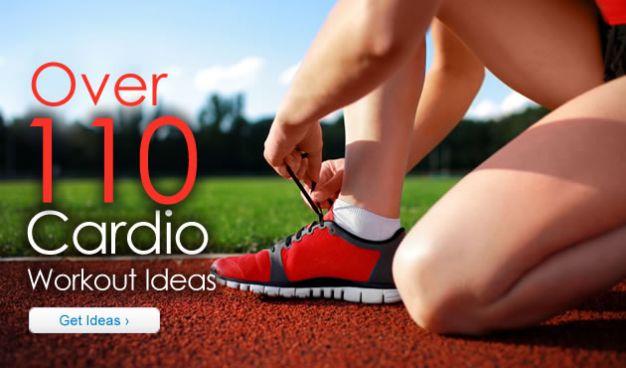 Over 110 Cardio Workout Ideas