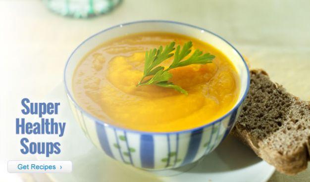 Super Healthy Soups