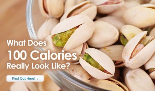 What Does 100 Calories Really Look Like?